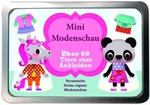 Boxset Mini Modenschau - Über 60 Tiere zum Ankleiden