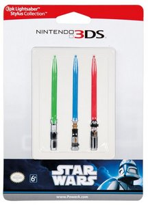 STAR WARS (TM) - Lichtschwert Stylus Collection (Lightsabre Desi