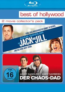 Jack und Jill & Der Chaos-Dad