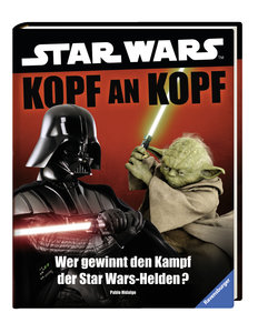 Star Wars(TM) Kopf an Kopf