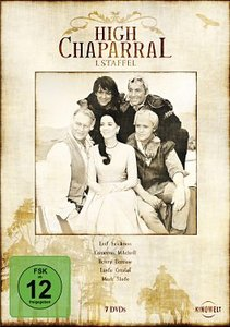 High Chaparral - 1. Staffel