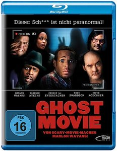 Ghost Movie-Blu-ray Disc