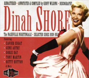 Dinah Shore Selected Sides 1939-1955