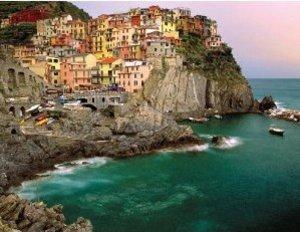 Ravensburger 16615 - Cinque Terre, Italien, 2000 Teile Puzzle