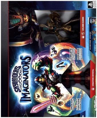 Skylanders Imaginators: Starter Pack (PlayStation 3) - zum Schließen ins Bild klicken