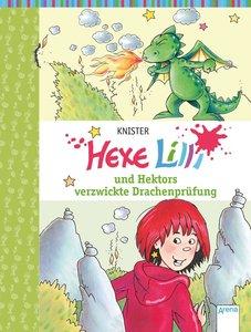 Hexe Lilli und Hektors verzwickte Drachenprüfung