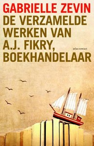 De verzamelde werken van A.J. Fikry / druk 5