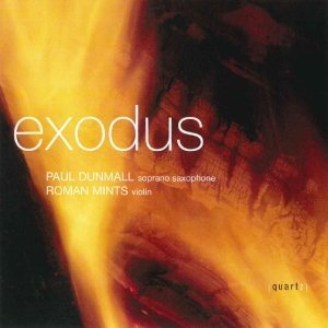 Exodus Saxophone+Violin