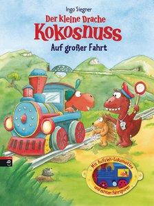 Der kleine Drache Kokosnuss - Auf großer Fahrt
