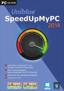 Uniblue SpeedUpMyPC 2014 - 3 PCs