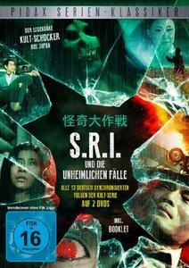 SRI und die unheimlichen Fälle