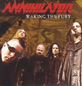 Waking The Fury (Re-Release Incl.Bonus Material)