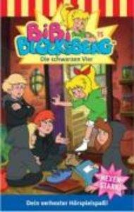 Bibi Blocksberg 015. Die schwarzen Vier. Cassette