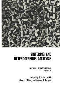 Sintering and Heterogeneous Catalysis