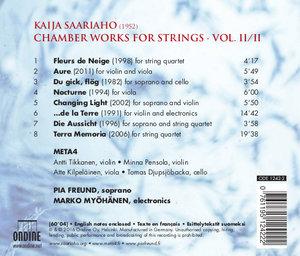 Kammerwerke für Streicher Vol.2/II