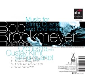 Music For String Quartet & Orchestra