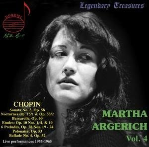 Legendary Treasures-Martha Argerich Vol.4