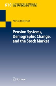 Pension Systems, Demographic Change, and the Stock Market