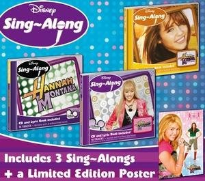 Hannah Montana Xmas Box Budget