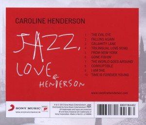 Jazz,Love & Henderson