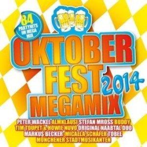 Oktoberfest Megamix 2014