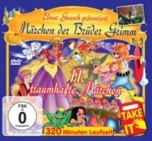 Elmar Gunsch Präsentiert 11 Traumhafte Märchen Der