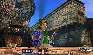 The Legend of Zelda: Majoras Mask 3D