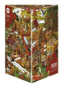 Ryba Funny Farm. Puzzle 1500 Teile