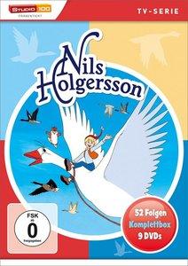 Nils Holgersson Komplettbox (TV-Serie)