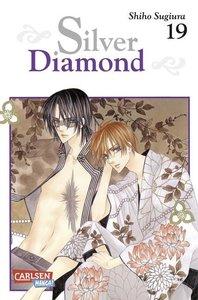 Silver Diamond 19