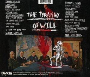 The Tyranny Of Will