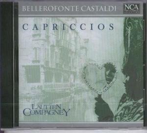 Castaldi: Capriccios