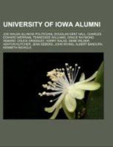 University of Iowa alumni