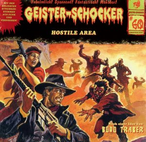 Geister-Schocker 60. Hostile Area