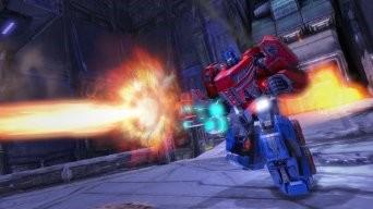 Transformers: The Dark Spark - zum Schließen ins Bild klicken