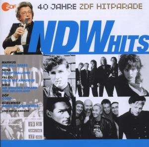 Die NDW Hits-Das beste aus 40 Jahren Hitparade