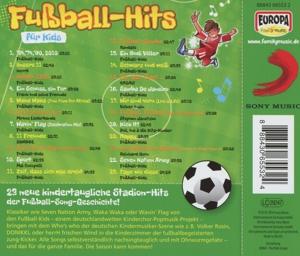 Fußball Hits für Kids - zum Schließen ins Bild klicken
