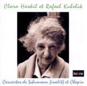 Clara Haskil und Rafael Kubelik