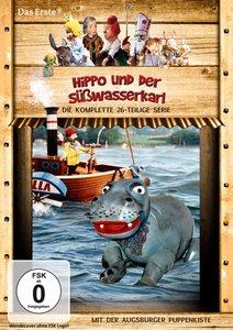 Augsburger Puppenkiste-Hippo und der Süswasserka