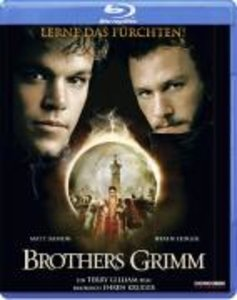 Brothers Grimm (Blu-ray)