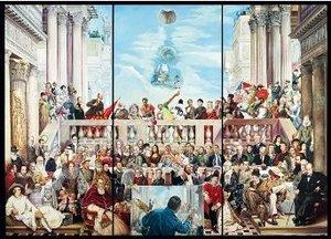 Renato Casaro, So vergeht der Ruhm der Welt, 3.000 Teile Puzzle