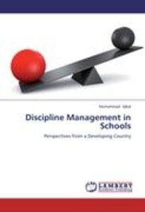 Discipline Management in Schools