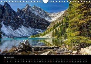Gerber, T: West-Kanada (Wandkalender 2015 DIN A4 quer)