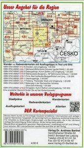Osterzgebirge. Altenberg, Glashütte, Dippoldiswalde und Umgebung