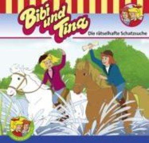 Bibi und Tina. Die rätselhafte Schatzsuche