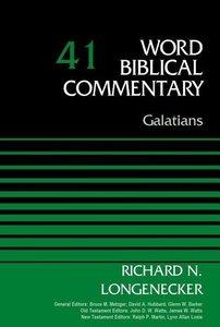Galatians, Volume 41