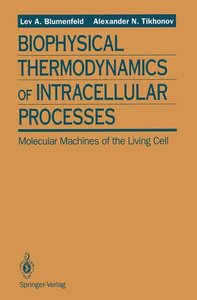 Biophysical Thermodynamics of Intracellular Processes