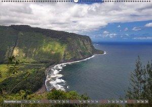 The Big Island of Hawaii (Wandkalender 2016 DIN A2 quer)
