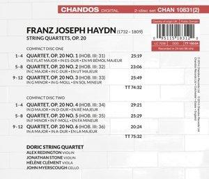 Streichquartette op.20
