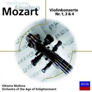 Violinkonzerte 1,3,4